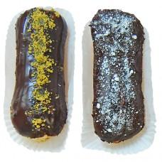 Эклеры «Шоколадное фондю»