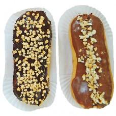 Эклеры шоколадно-ореховые