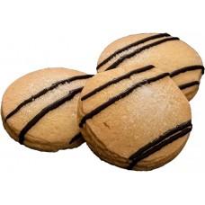 Печенье «Английское» с шоколадом