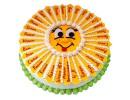 Торт «Солнечный лучик»