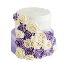 Торт «Сиреневый соблазн»