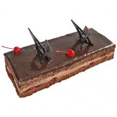 Запуск новой продукции — торт нарезной «Вишневая леди».