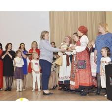 Благотворительное участие в конкурсе «А ну-ка мамочки».