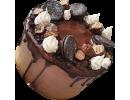 Торт с Орео и сладостями