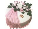 Торт «Подставка для колец»