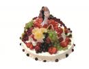 Торт «Летний пейзаж»