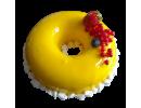 Торт Зеркальный «Лимон-Яблоко»