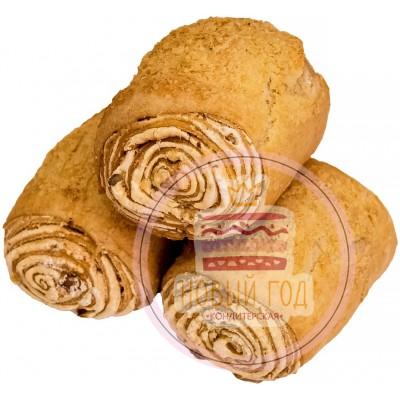 Пирожное «Матаня» с орехом