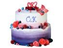 Торт «Свадебный каприз»