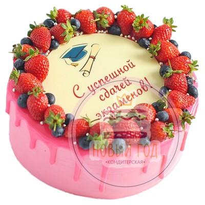 Торт для выпускника