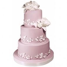 Свадебный торт «Мираж»