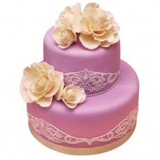 Торт «Перламутровый блеск»