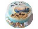 Торт «Морское путешествие»