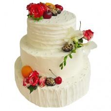 Торт «Крем-персик»