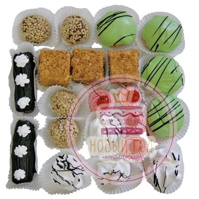 Набор пирожных Ассорти №1