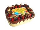 Торт на выпускной для учителя