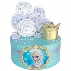 Торт «Принцесса Эльза»
