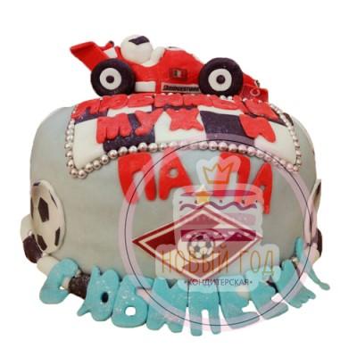 Торт «Формула 1»