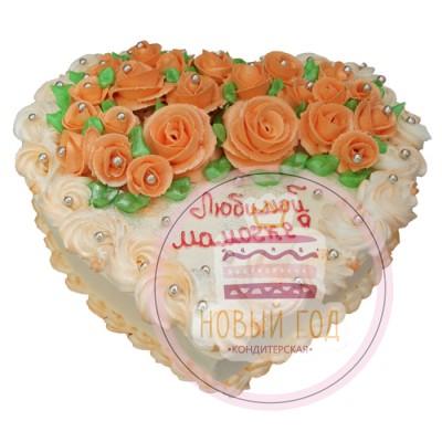 Торт «Романтика»