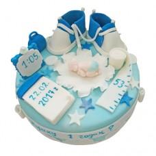 Торт «Я родился!»