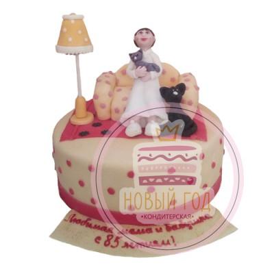 Торт «Моей бабушке»