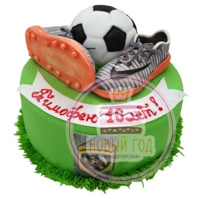 Торт «Футболист»