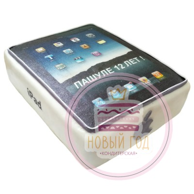 Торт «Apple iPad»