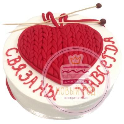 Торт «Вместе навсегда»
