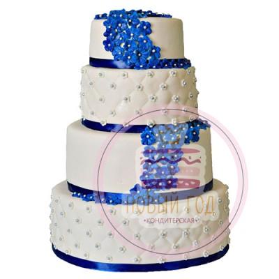 Торт «Незабудка»
