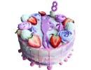 Торт «Танцовщица»