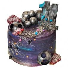 Торт «Галактика»