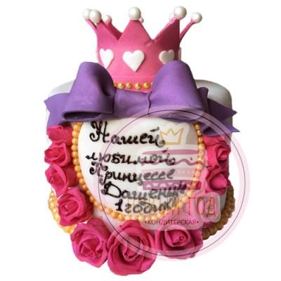 Торт «Моя принцесса»