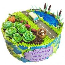 Торт «Дачный сезон»