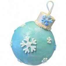Торт «Елочный шар»