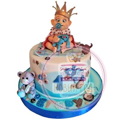 Торт на 1 год «Маленький принц»