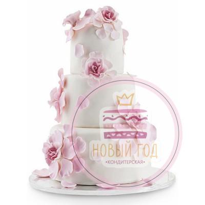 Торт «Лепестки»