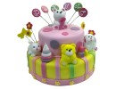 Торт на 1 год для девочки
