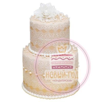 Торт «Ажур»