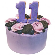 Торт на 11 лет для девочки