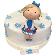 Торт «Сладкая девочка»