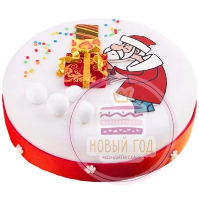 Торт «Новый Год»