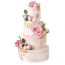 Торт «До свадьбы золотой»