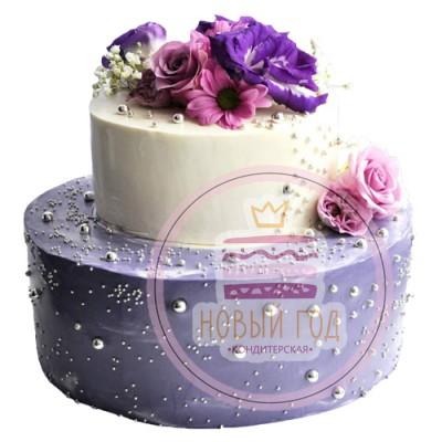 Торт «Свадебный этюд»