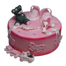 Торт «Первые шаги»