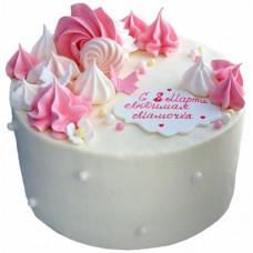 Торт на 8 марта маме