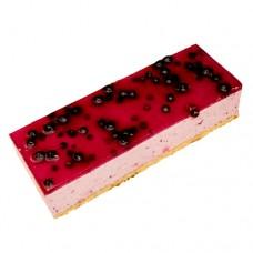 Торт нарезной «Черничная поляна»