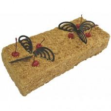 Торт нарезной «Медовик»