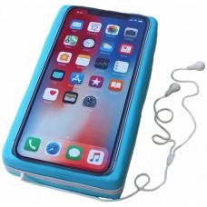 Торт в виде айфона с наушниками