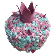 Торт «Корона принцессы»