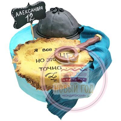 Торт «Шерлок Холмс»